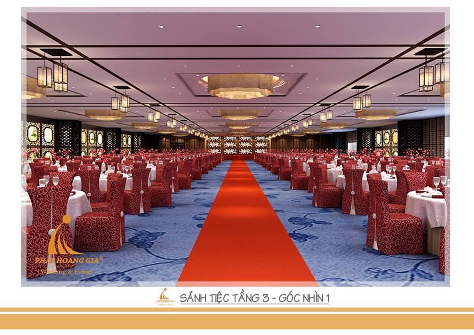 tư vấn set up Trung tâm hội nghị - tiệc cưới 06