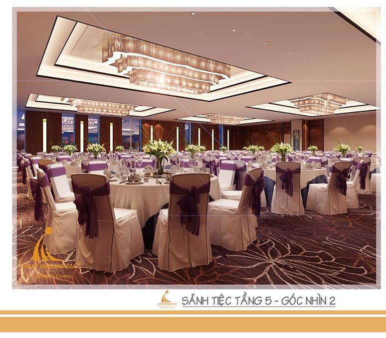tư vấn set up Trung tâm hội nghị - tiệc cưới 11
