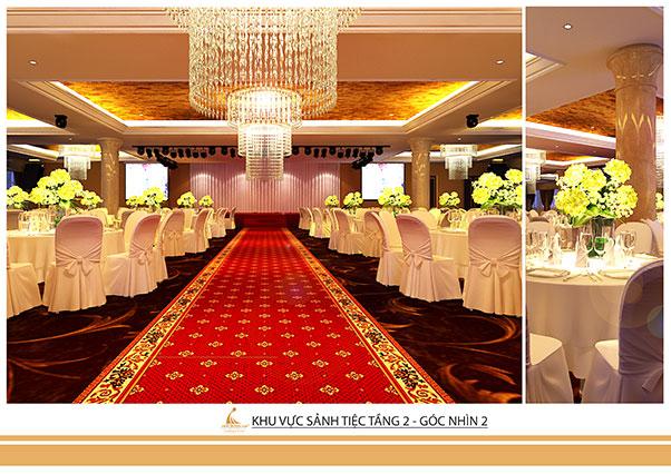 tư vấn set up Trung tâm hội nghị - tiệc cưới 14
