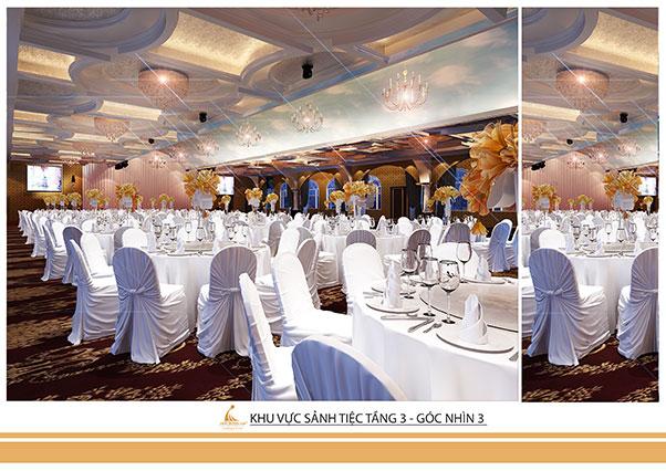 tư vấn set up Trung tâm hội nghị - tiệc cưới 18