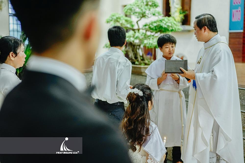trang trí cưới tại nhà thờ 3