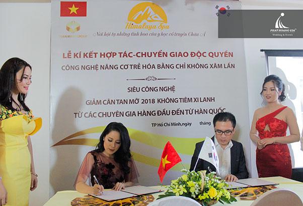 Lễ khai trương Chi nhánh Himalaya Health Spa 8