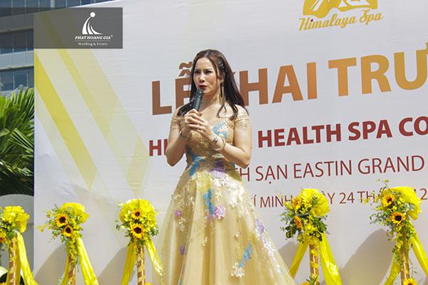 Lễ khai trương Chi nhánh Himalaya Health Spa 11