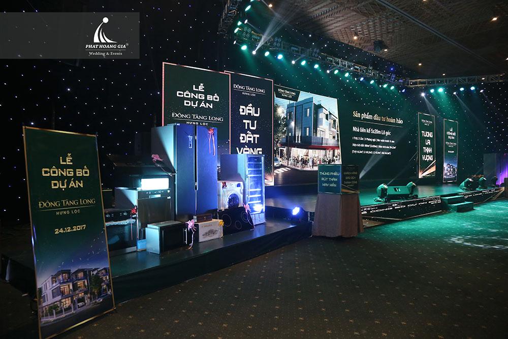 Lễ công bố dự án Đông Tăng Long – Hưng Lộc 2