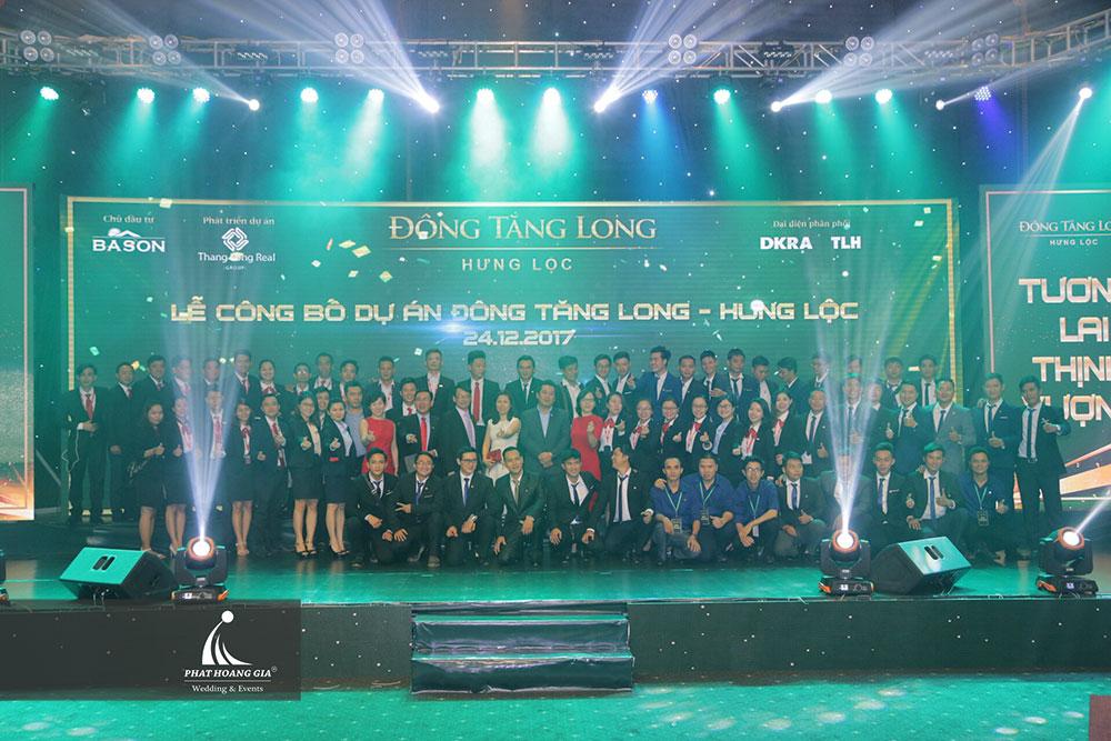 Lễ công bố dự án Đông Tăng Long – Hưng Lộc 3