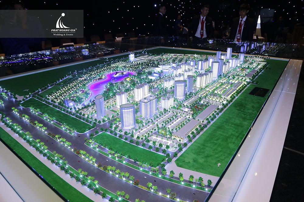 Lễ công bố dự án Đông Tăng Long – Hưng Lộc 4
