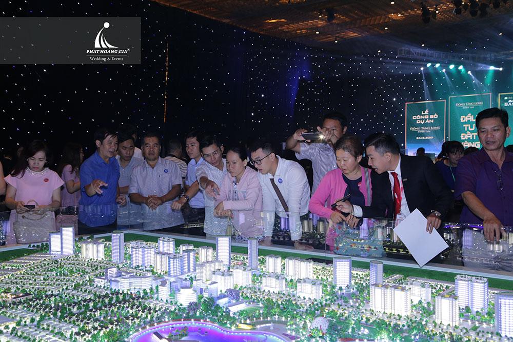 Lễ công bố dự án Đông Tăng Long – Hưng Lộc 9