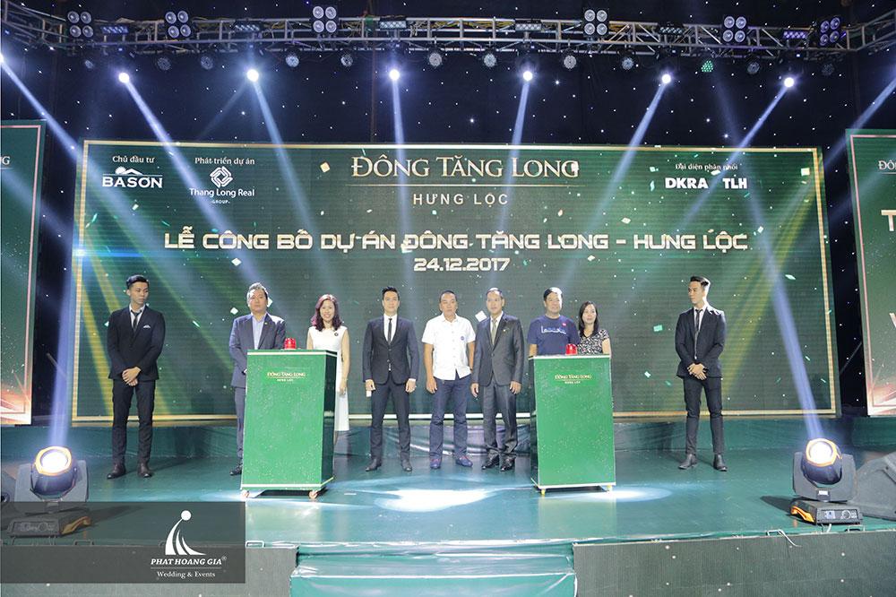 Lễ công bố dự án Đông Tăng Long – Hưng Lộc 15
