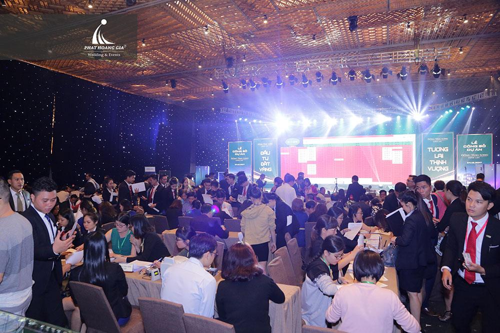 Lễ công bố dự án Đông Tăng Long – Hưng Lộc