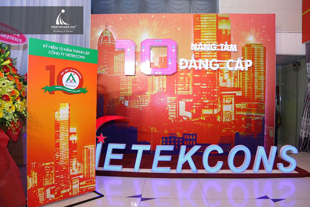kỷ niệm 10 năm thành lập vietekcons 1