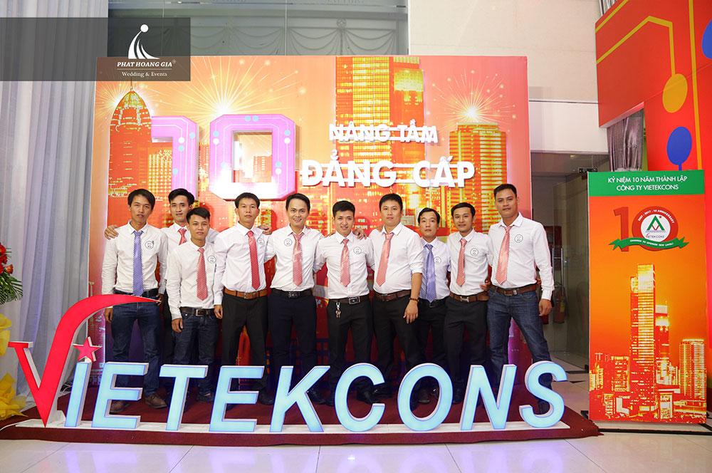 kỷ niệm 10 năm thành lập vietekcons 5