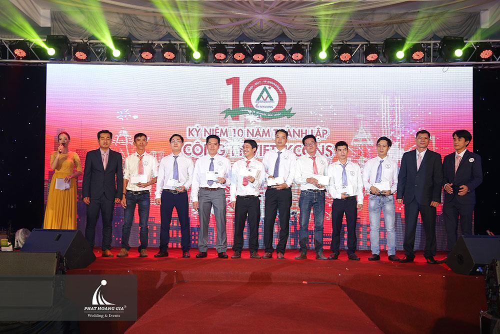 kỷ niệm 10 năm thành lập vietekcons 18