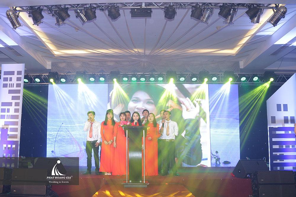 Kỷ niệm 10 năm thành lập công ty Vietekcons