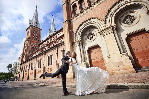 chụp ảnh cưới tại TPHCM