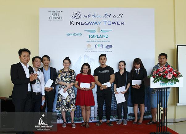 lễ mở bán đợt cuối kingways tower