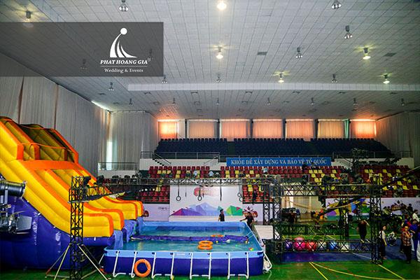 gameshow 'Chung sức tranh tài' 2018