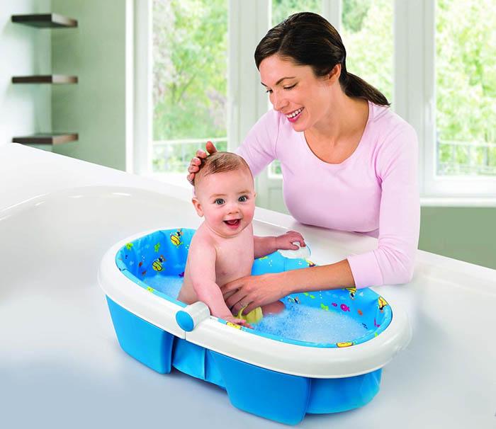 Quy trình tắm cho bé sơ sinh của bộ y tế