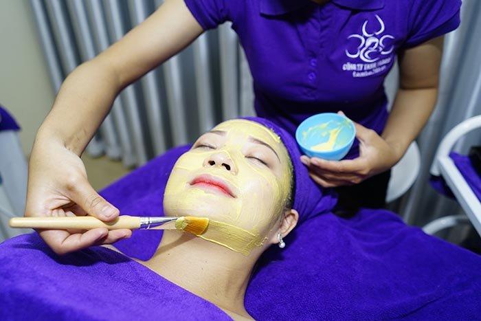 Massage cho bà bầu tại Hà Nội