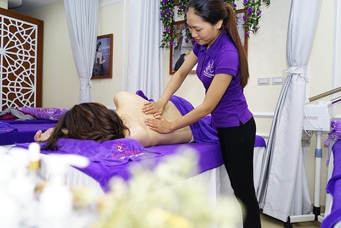 Massage bầu tại Hà Nội