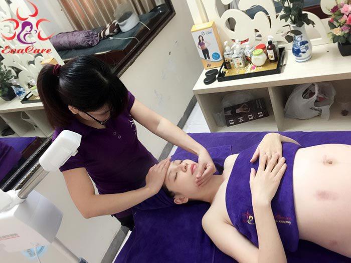 Dịch vụ massage bà bầu tại nhà