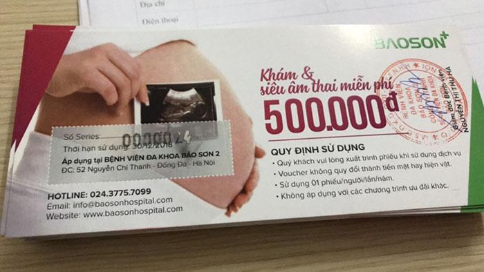 Dịch vụ massage bà bầu tại Hà Nội