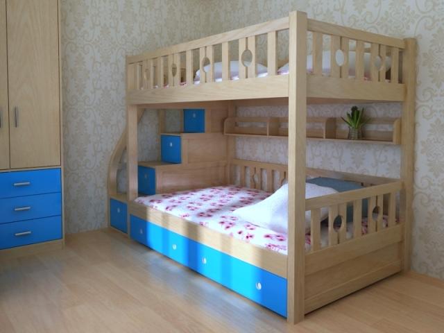 Giường ngủ cho bé