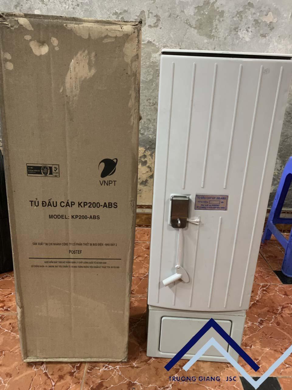 Vỏ tủ kp 200 Abs postef