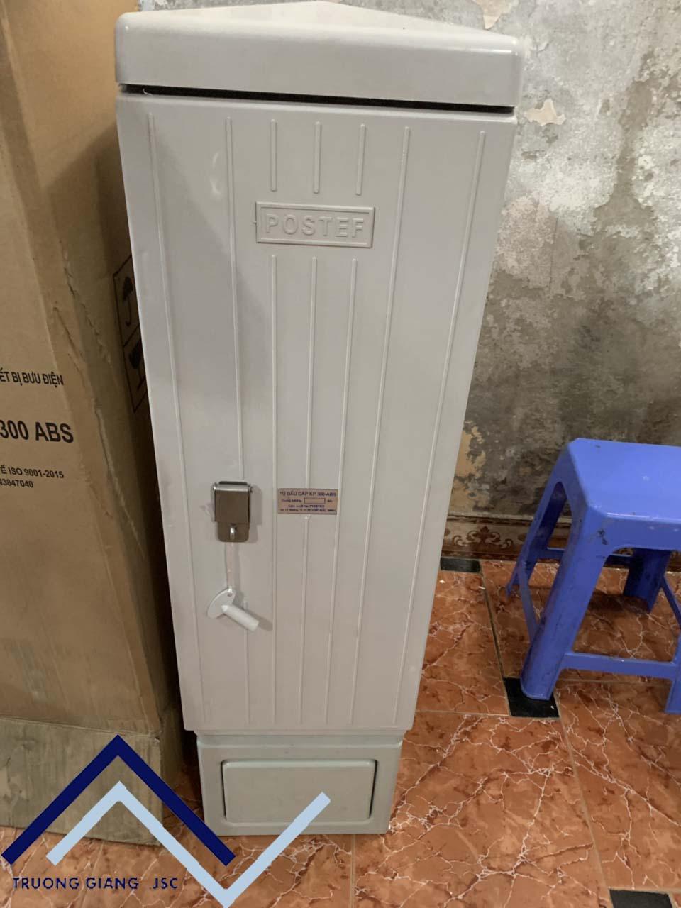 Vỏ tủ kp 300 Abs postef
