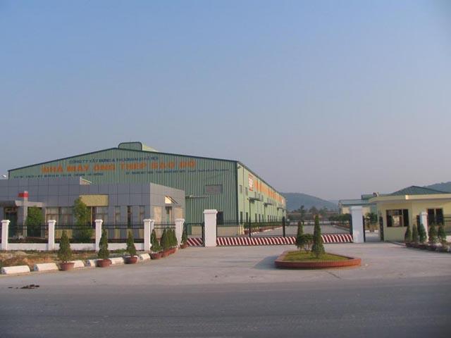 Nhà máy Redstarpipe tại Chí Linh, Hải Dương