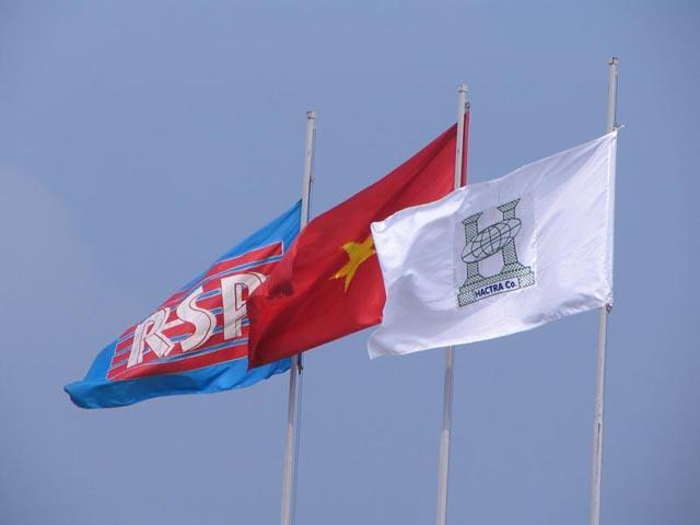 Cột cờ nhà máy RSP