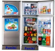 Tủ lạnh Funiki 132 lit
