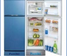 Tủ lạnh Funiki 135 lit