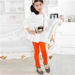 Combo 3 quần legging cho bé từ 2 đến 7 tuổi thương hiệu CIRINO