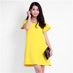 Đầm xòe Misa oversize thương hiệu CIRINO