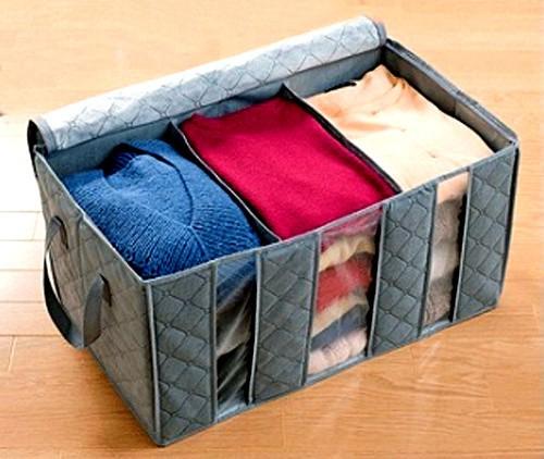 Túi vải không dệt 3 ngăn - 52