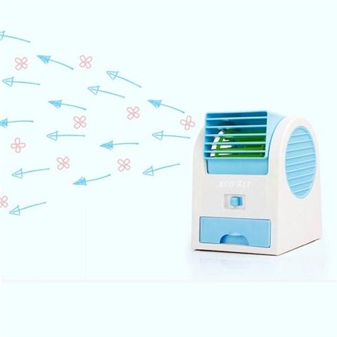 Quạt hơi nước mini dùng điện cổng USB