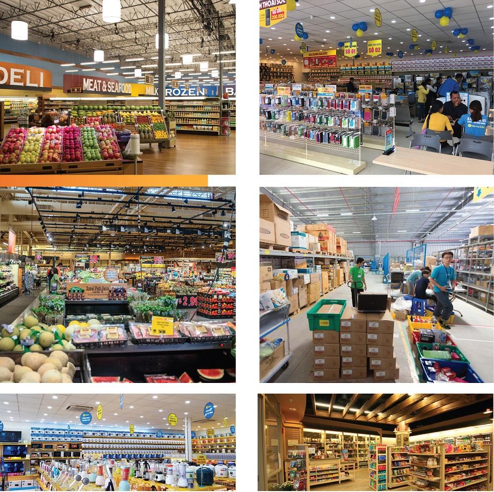 Dự án siêu thị