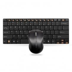 Bộ phím chuột không dây Rapoo E9020