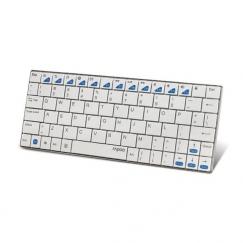 Bàn phím không dây siêu mỏng, nhỏ gọn Rapoo E9050