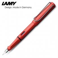 Bút máy cao cấp Lamy Safari red ngòi EF