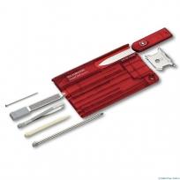 Dao đa năng Victorinox SwissCards Quattro Red