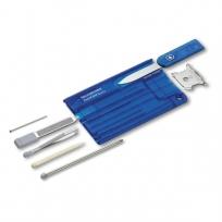 Dao đa năng Victorinox SwissCards Quattro Blue