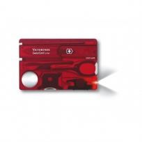 Dao đa năng Victorinox SwissCards Lite Red