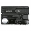 Dao đa năng Victorinox SwissCards Lite Black